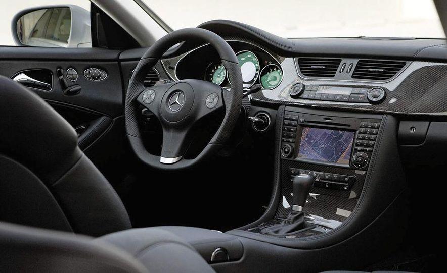 2011 Mercedes-Benz CLS-class (spy photo) - Slide 21
