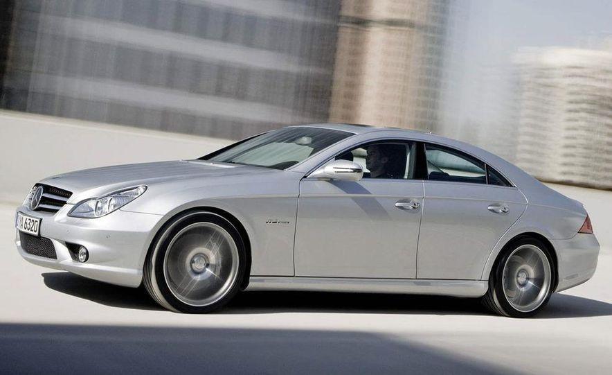 2011 Mercedes-Benz CLS-class (spy photo) - Slide 14