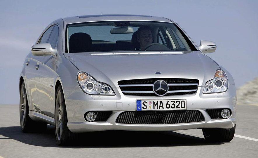 2011 Mercedes-Benz CLS-class (spy photo) - Slide 16
