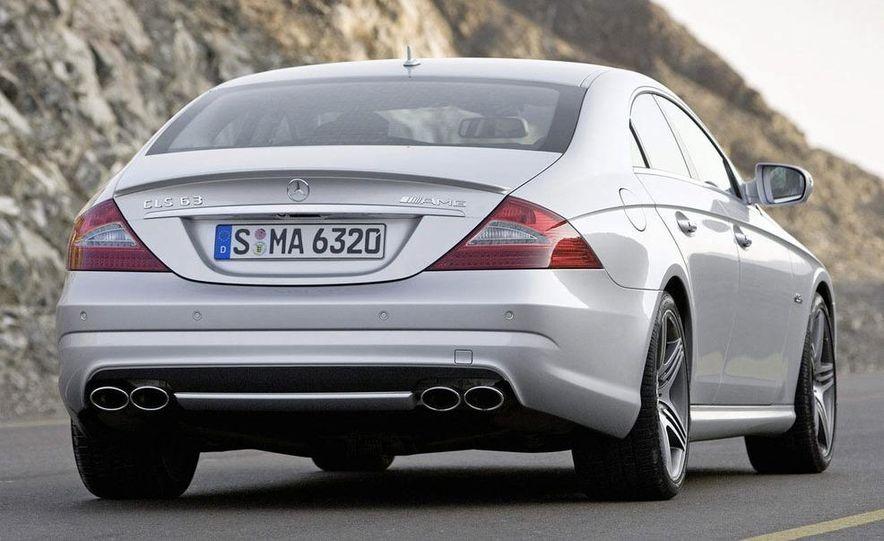 2011 Mercedes-Benz CLS-class (spy photo) - Slide 17