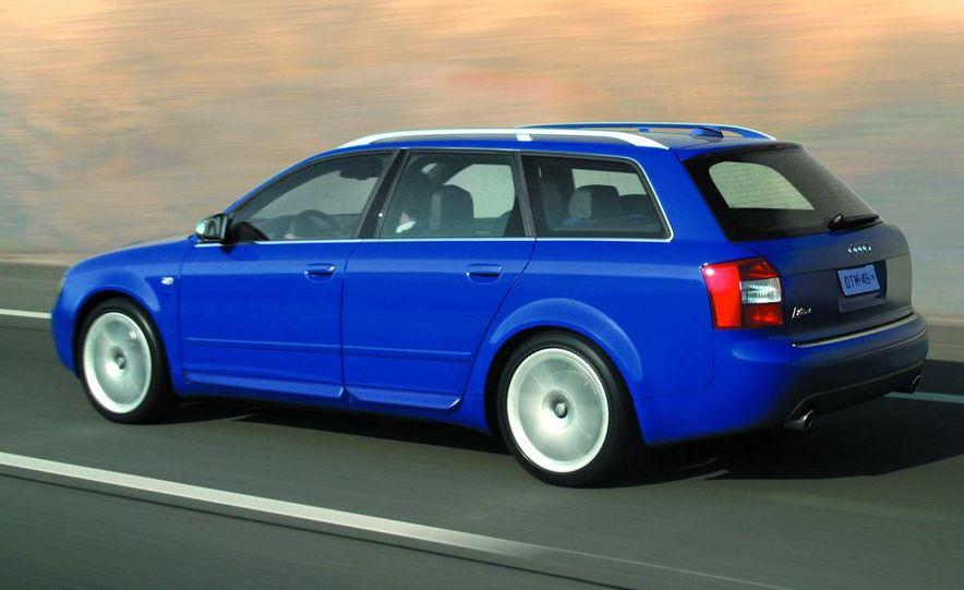 2005 Audi S4 Quattro sedan - Slide 18