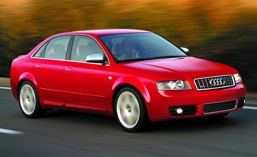 2005 Audi S4 Quattro sedan - Slide 5