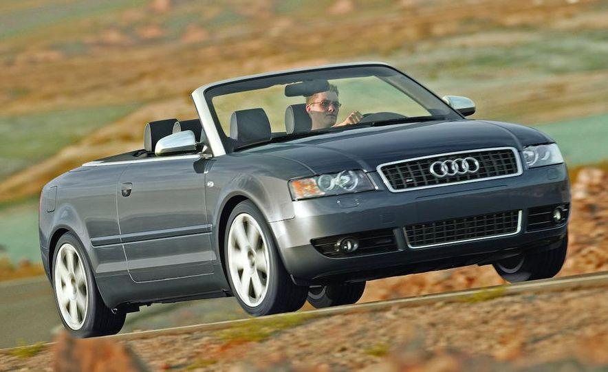 2005 Audi S4 Quattro sedan - Slide 22