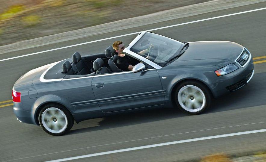 2005 Audi S4 Quattro sedan - Slide 23
