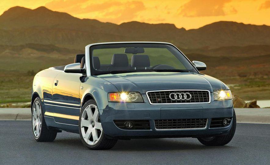 2005 Audi S4 Quattro sedan - Slide 25