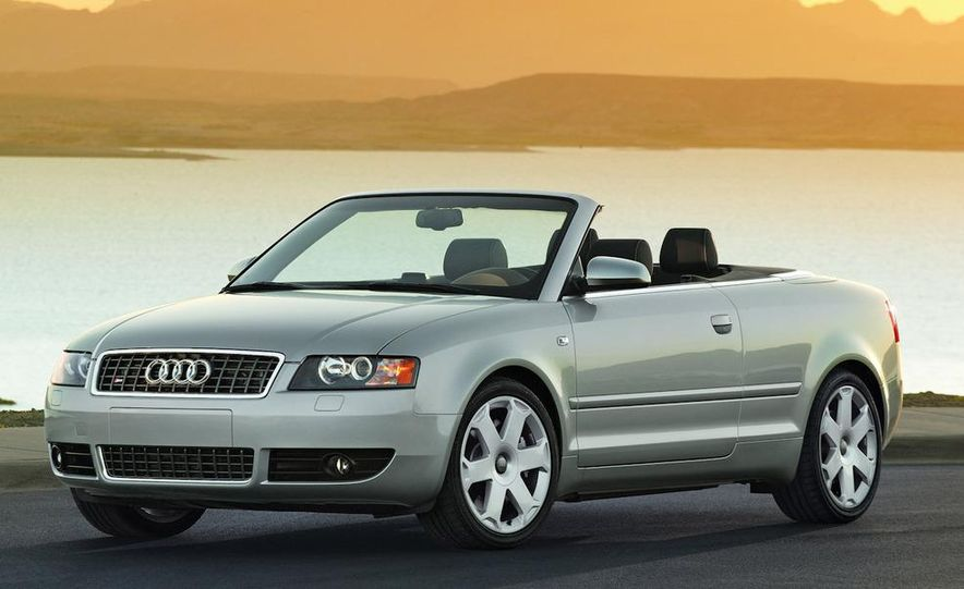 2005 Audi S4 Quattro sedan - Slide 20