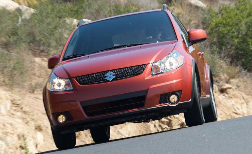 Suzuki SX4 FCV concept - Slide 12