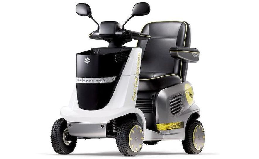 Suzuki SX4 FCV concept - Slide 18