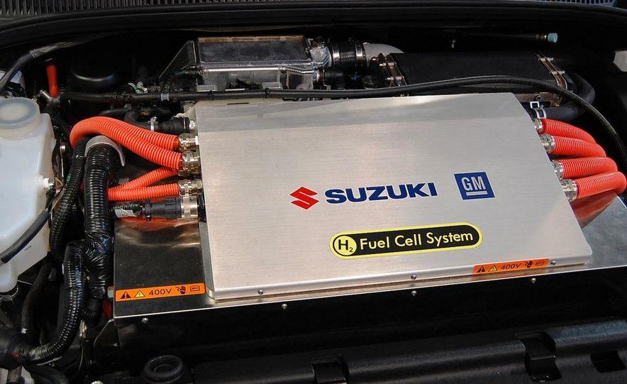 Suzuki SX4 FCV concept - Slide 8