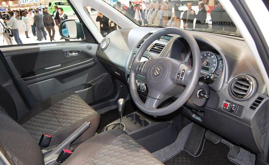 Suzuki SX4 FCV concept - Slide 4