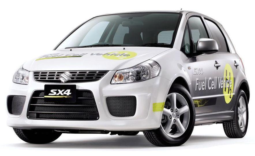 Suzuki SX4 FCV concept - Slide 9