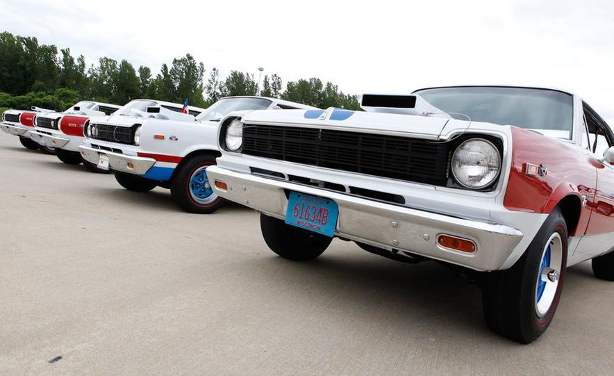 1969 AMC Hurst SC/Ramblers - Slide 1