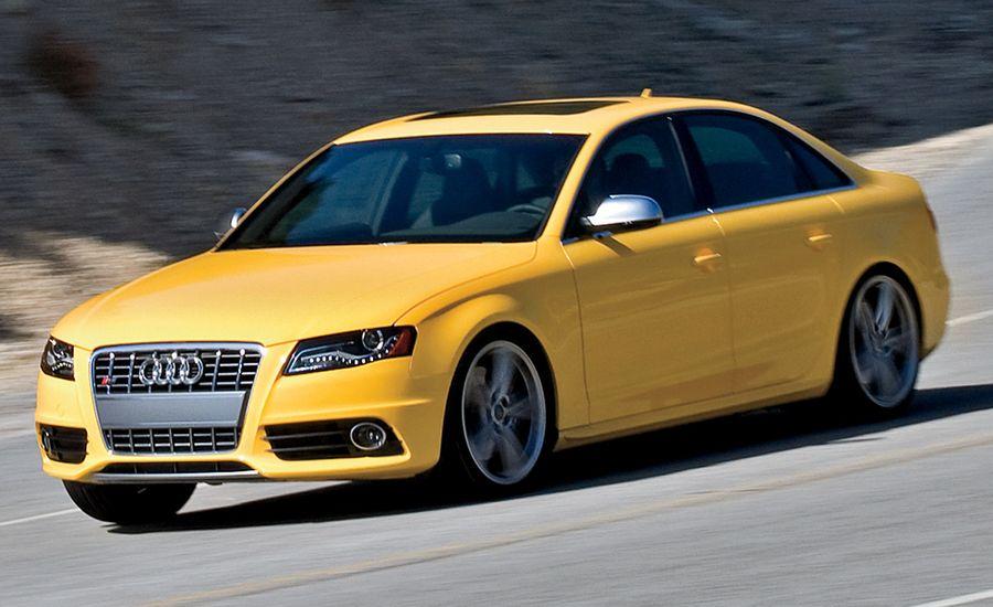 2010 Audi S4 Quattro
