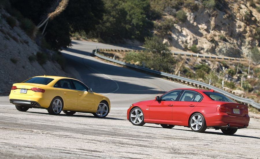 Why We Nixed the AWD Bimmer