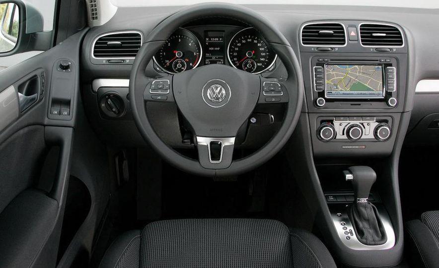 2010 Volkswagen Golf 2.5 - Slide 54