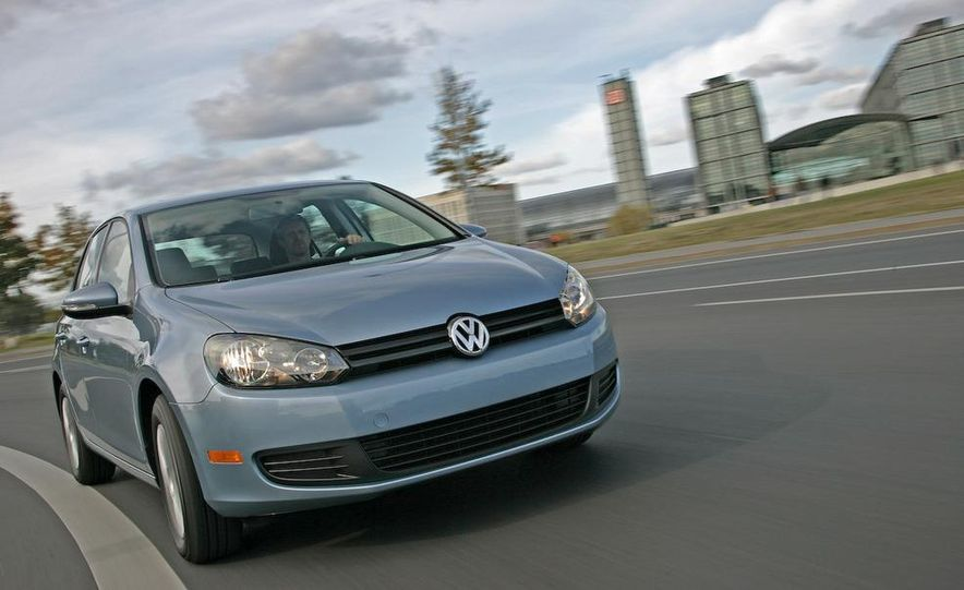 2010 Volkswagen Golf 2.5 - Slide 4