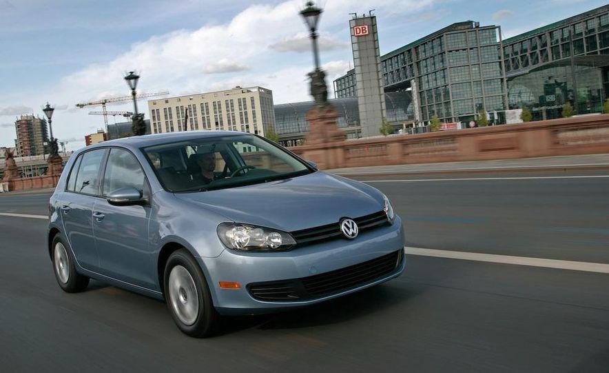 2010 Volkswagen Golf 2.5 - Slide 5