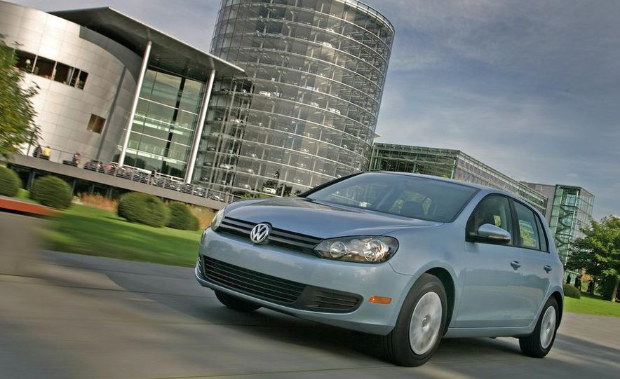 2010 Volkswagen Golf 2.5 - Slide 7