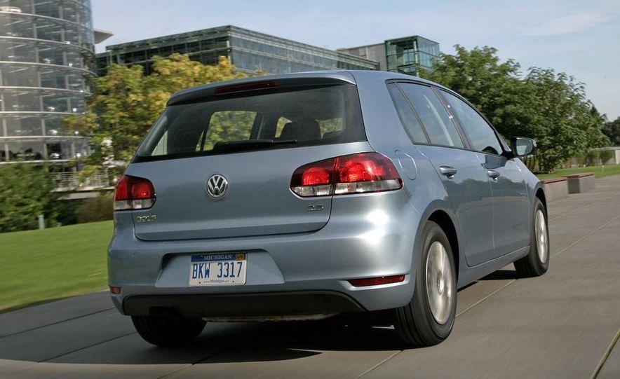 2010 Volkswagen Golf 2.5 - Slide 8