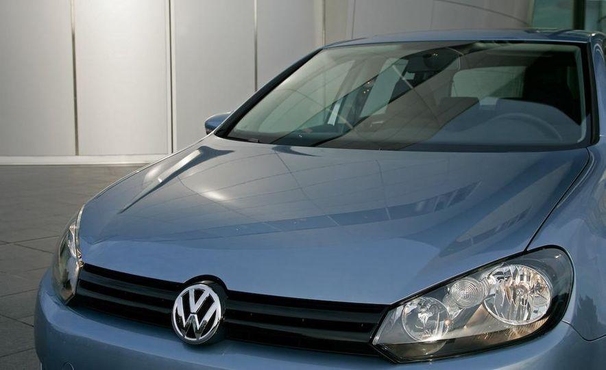 2010 Volkswagen Golf 2.5 - Slide 10