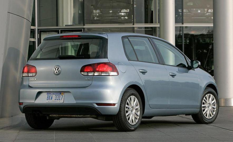 2010 Volkswagen Golf 2.5 - Slide 11