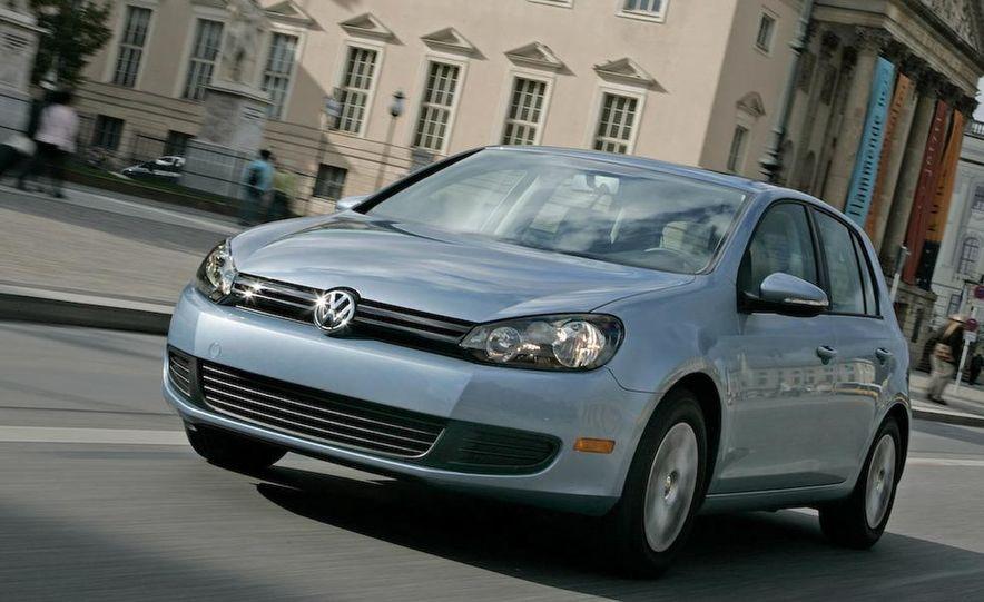 2010 Volkswagen Golf 2.5 - Slide 17