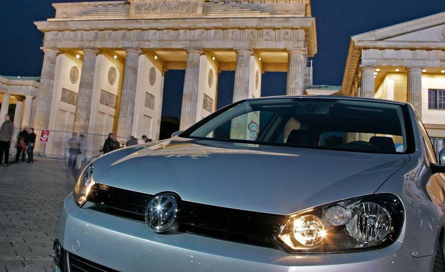 2010 Volkswagen Golf 2.5 - Slide 49