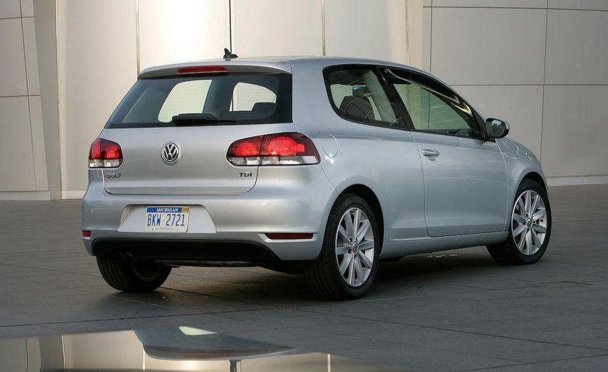 2010 Volkswagen Golf 2.5 - Slide 30