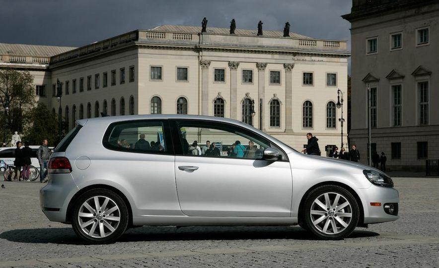 2010 Volkswagen Golf 2.5 - Slide 41