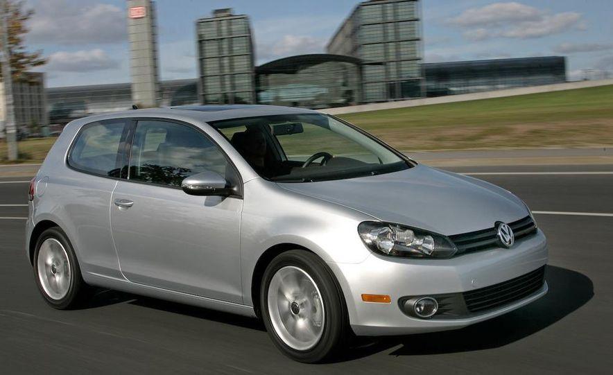 2010 Volkswagen Golf 2.5 - Slide 46
