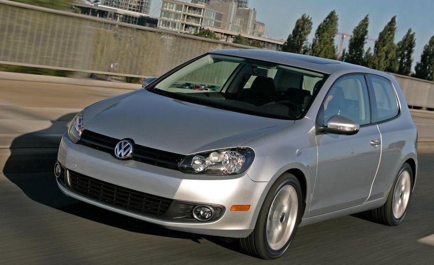 2010 Volkswagen Golf 2.5 - Slide 50