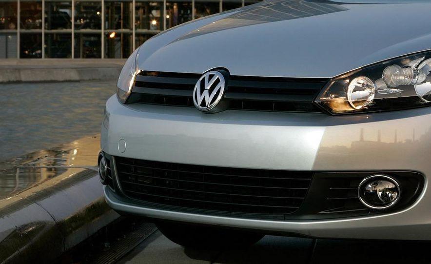 2010 Volkswagen Golf 2.5 - Slide 51