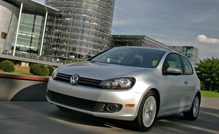 2010 Volkswagen Golf 2.5 - Slide 66