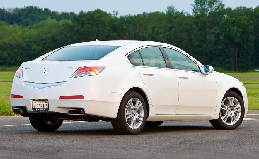 2011 Acura TL SH-AWD - Slide 44