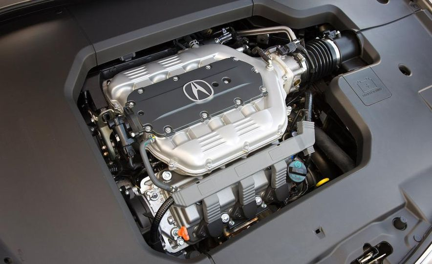 2011 Acura TL SH-AWD - Slide 53