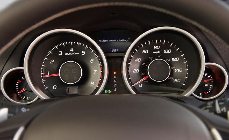2011 Acura TL SH-AWD - Slide 52