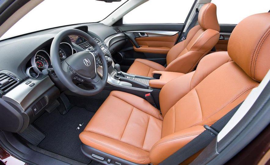 2011 Acura TL SH-AWD - Slide 50