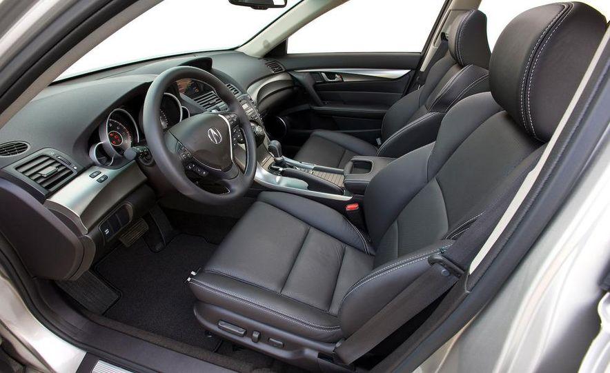 2011 Acura TL SH-AWD - Slide 51