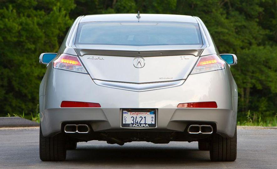 2011 Acura TL SH-AWD - Slide 41