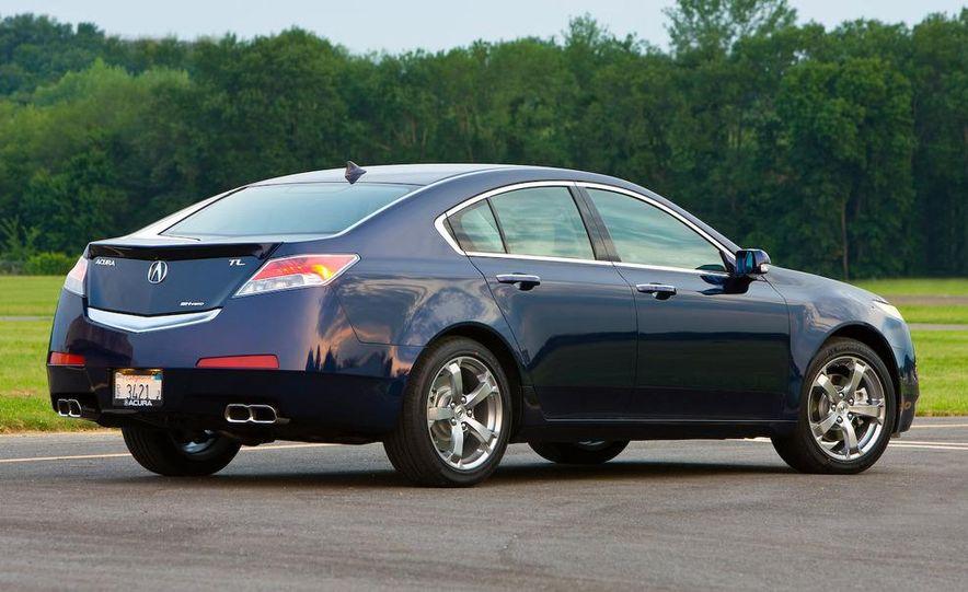 2011 Acura TL SH-AWD - Slide 39