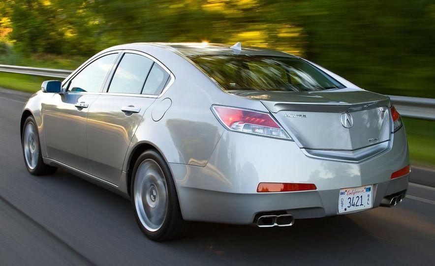 2011 Acura TL SH-AWD - Slide 38