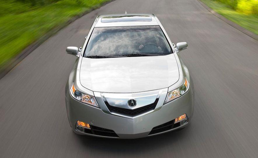 2011 Acura TL SH-AWD - Slide 37