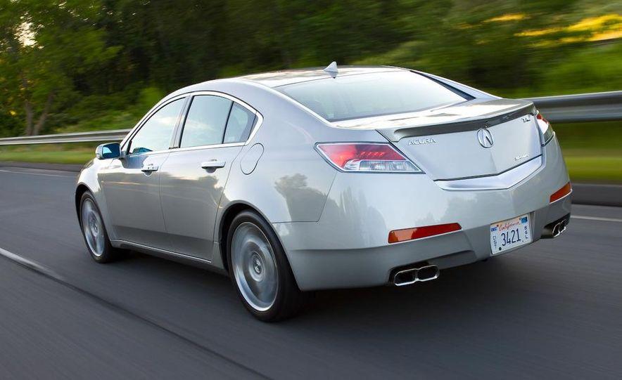 2011 Acura TL SH-AWD - Slide 27