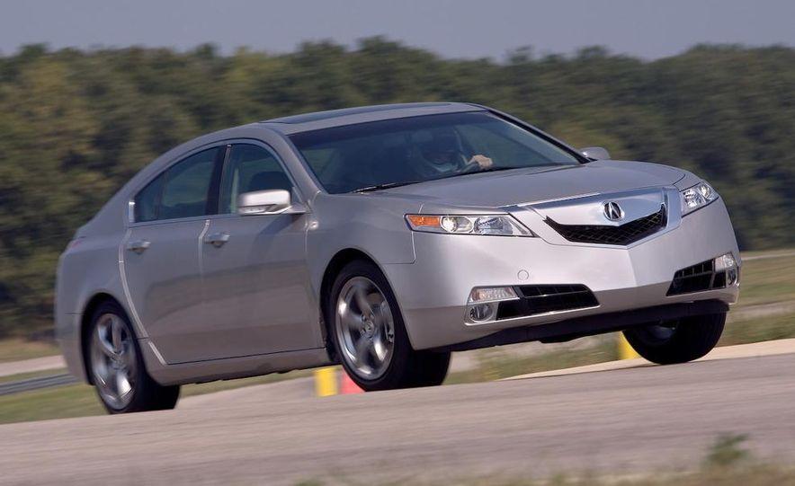 2011 Acura TL SH-AWD - Slide 35