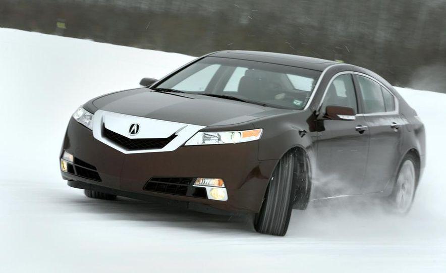 2011 Acura TL SH-AWD - Slide 1
