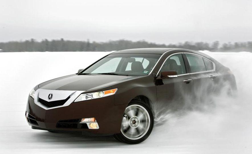 2011 Acura TL SH-AWD - Slide 2