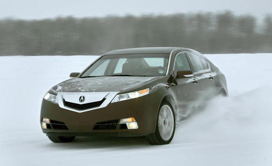 2011 Acura TL SH-AWD - Slide 3