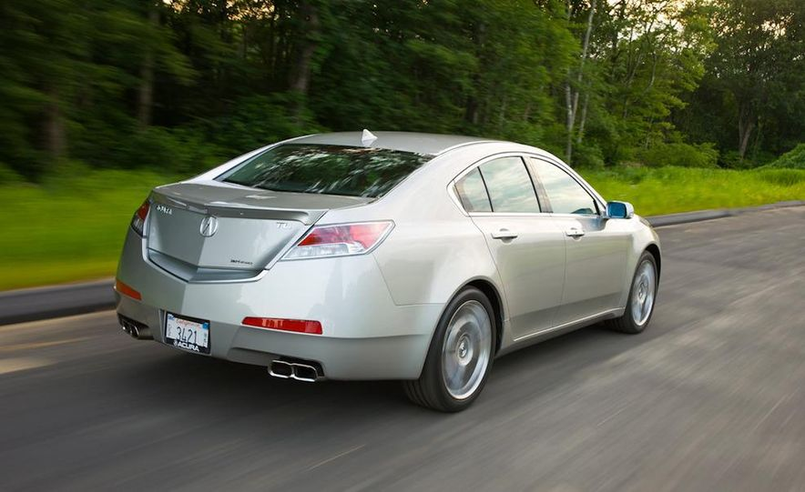 2011 Acura TL SH-AWD - Slide 6