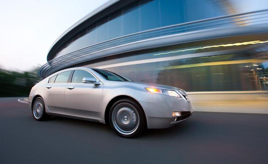 2011 Acura TL SH-AWD - Slide 7