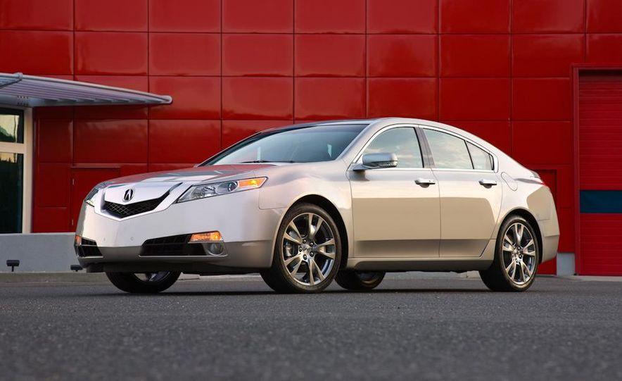 2011 Acura TL SH-AWD - Slide 12